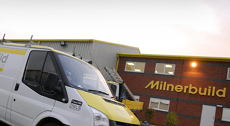 Milnerbuild – delivering maintenance solutions