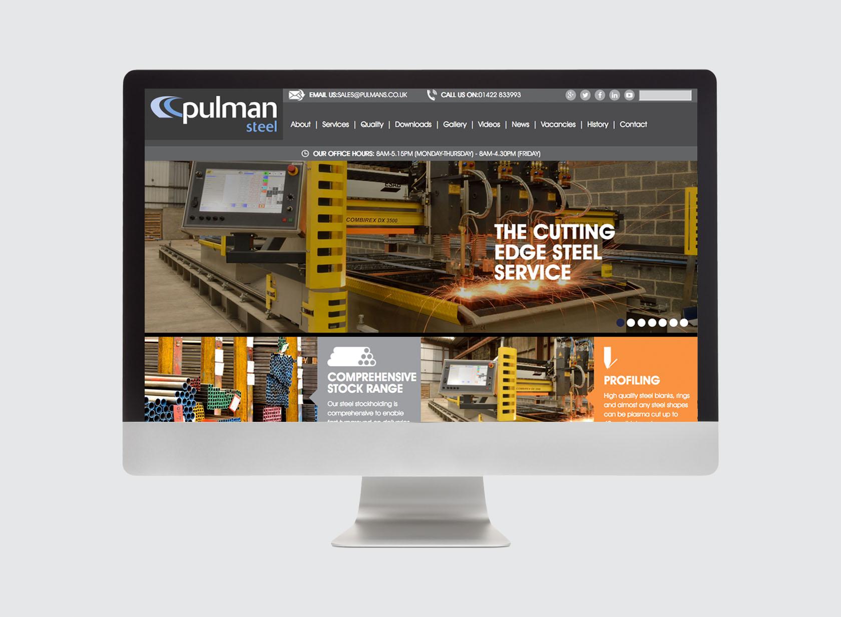 Pulman Steel