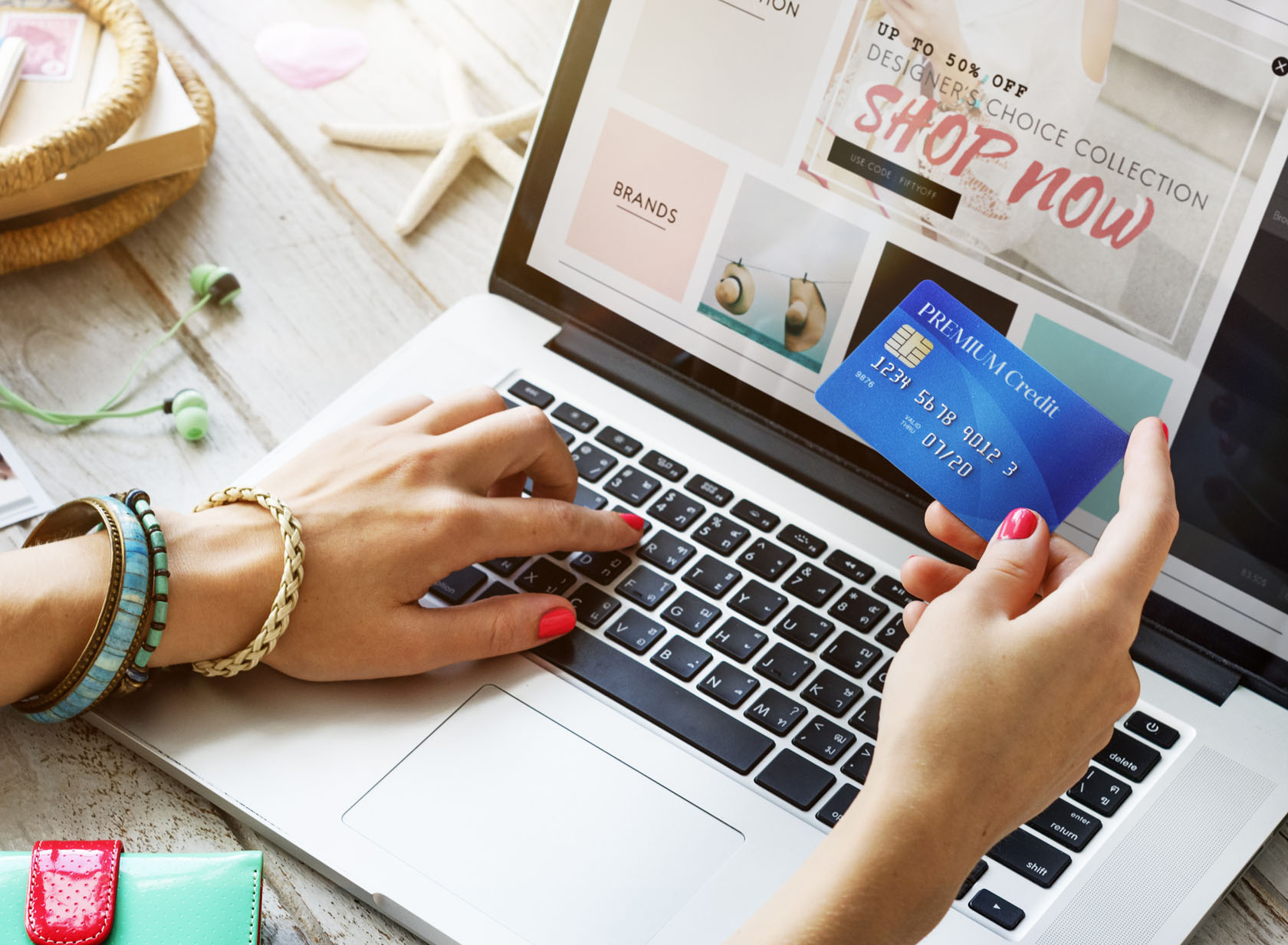 Drive sales to your online shop through social media
